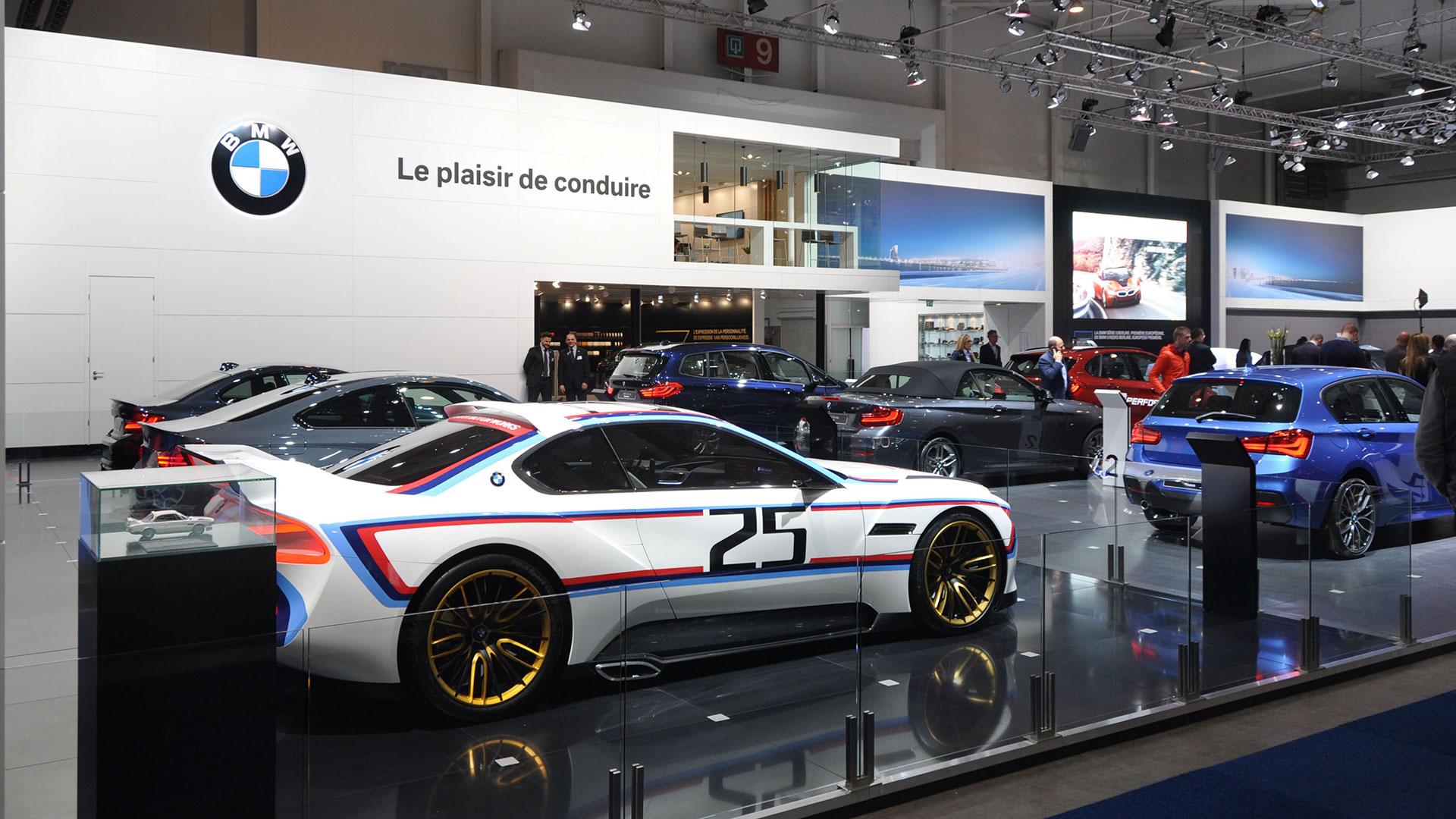 Ksv Bmw 95e Salon De L Automobile De Bruxelles