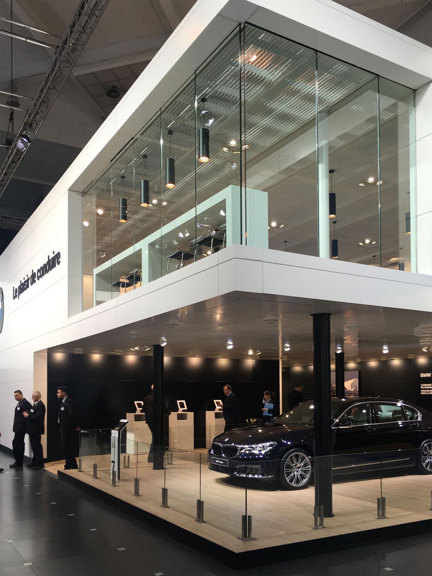 Ksv bmw 95e salon de l 39 automobile de bruxelles - Salon de l etudiant bruxelles ...
