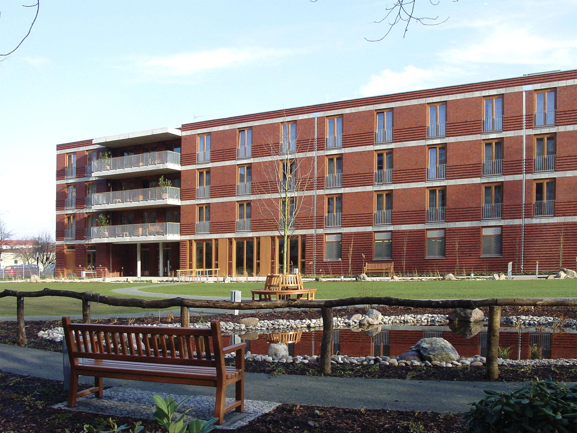 Ksv retirement care home reform for Design hotel magdeburg