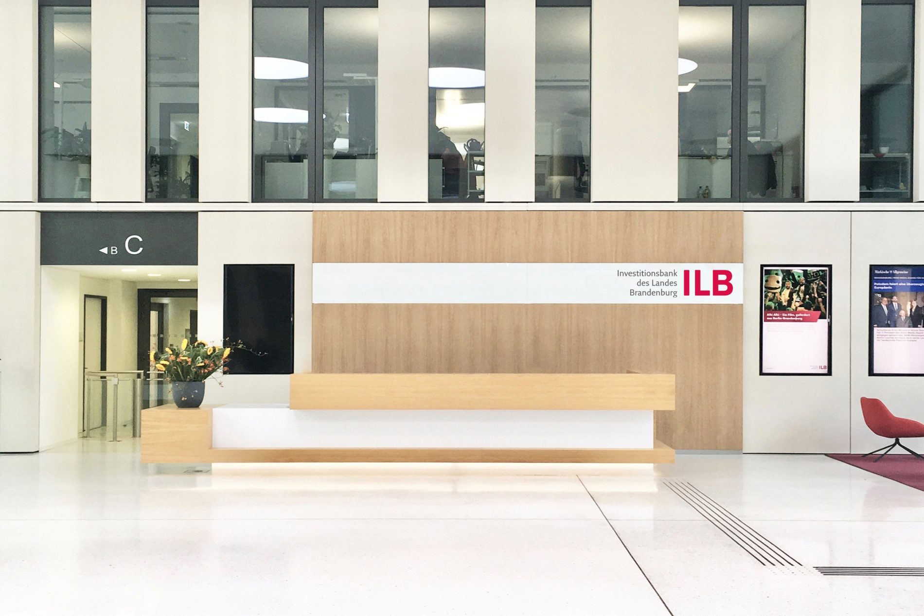 Ksv Ilb Headquarters Interior Design